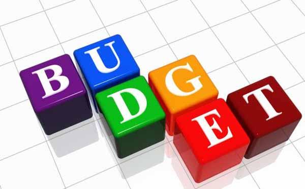 pianificare il budget